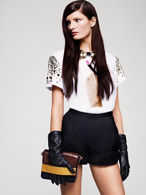 H&M Ladies Fall 2012