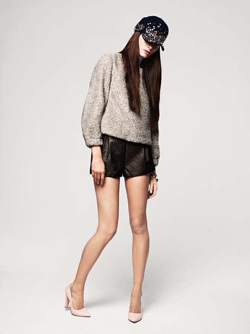H&M Ladies Fall 2012