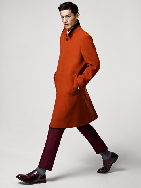 H&M Mens Fall 2012